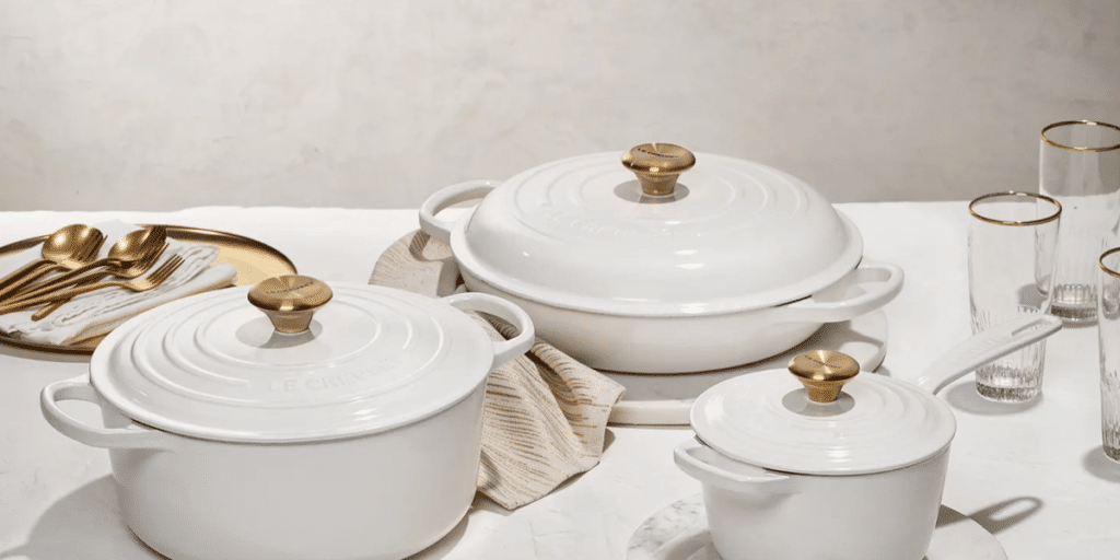 Le Creuset's New Collection