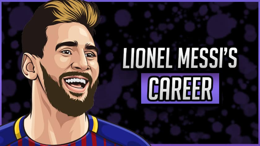 The career of Lionel Messi