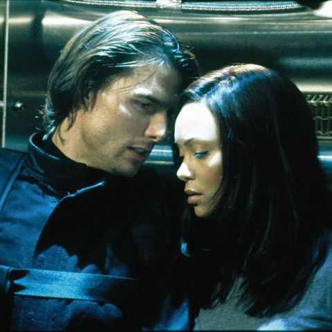 Tom Cruise and Thandie Newton on an impossible mission 2