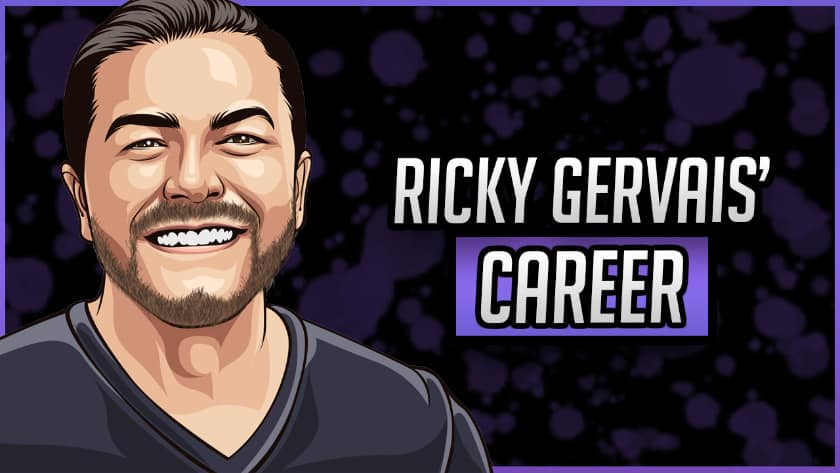 Career of Ricky Gervais