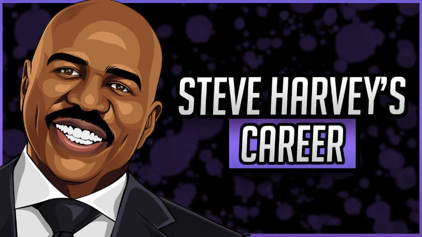Career of Steve Harvey