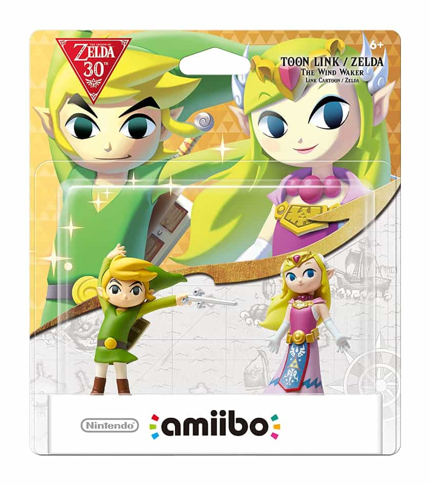Most Expensive Amiibos - Toon Link and Zelda