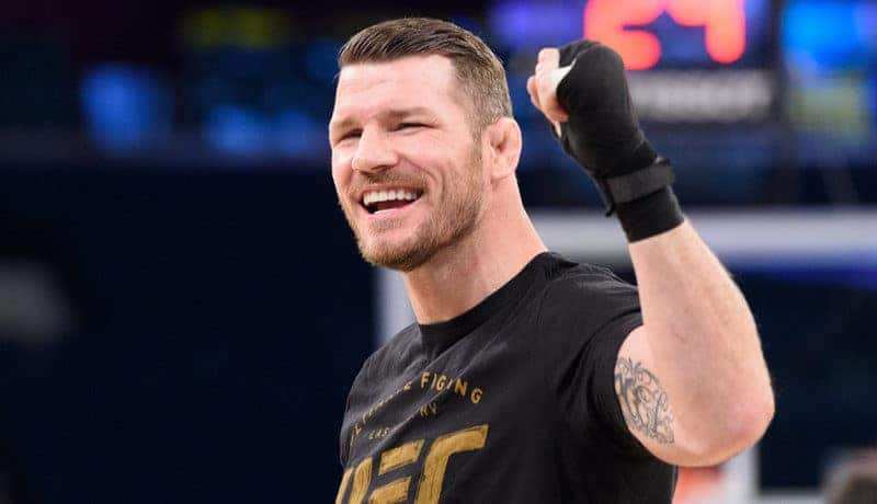 Combattants MMA les plus riches - Michael bisping