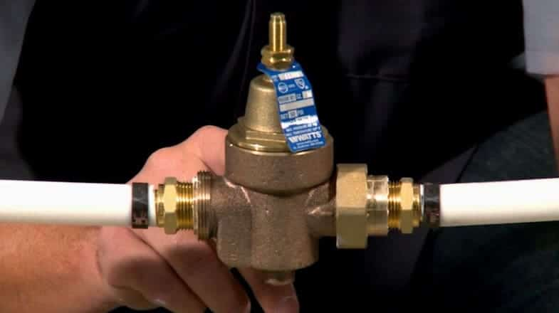How a Water Pressure Regulator Works