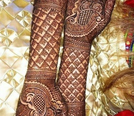 Top Trending Bridal Mehandi Designs in 2020