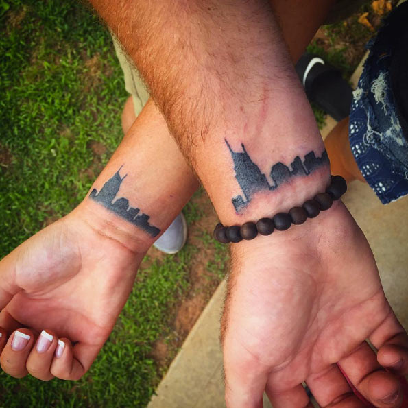 Brother and Sister Tattoos