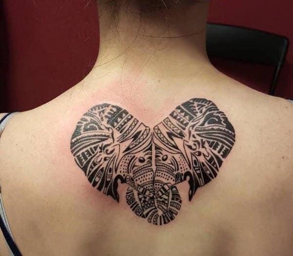 Wild Tribal Tattoos