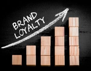 Increase Brand Loyalty concept