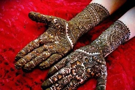 Latest Mehndi-Designs