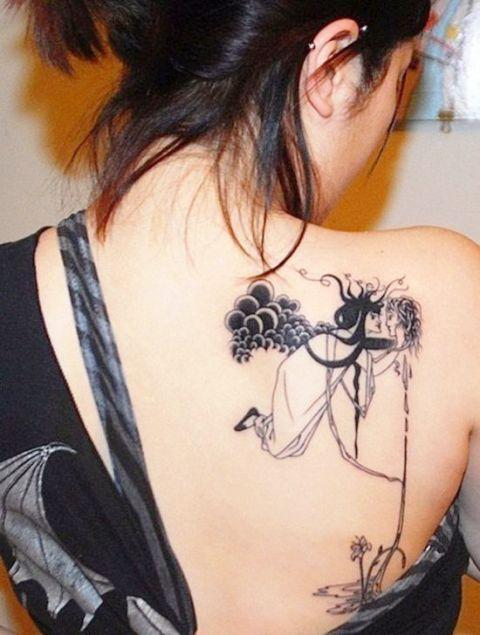 Cupid Tattoo
