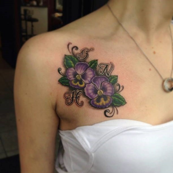 Beautiful Floral Tattoos Designs that'll blow your Mind0511