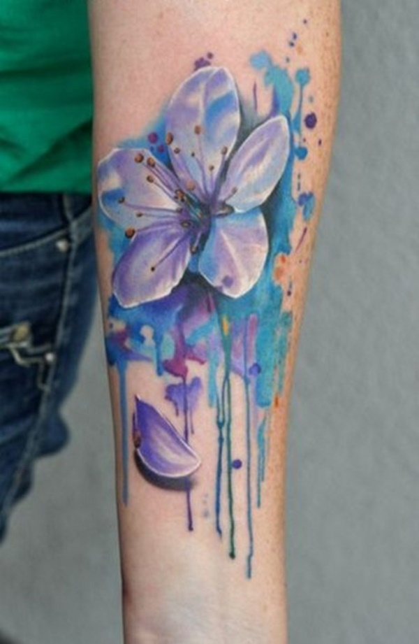 Floral Tattoos Designs that'll blow your Mind0191