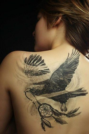 What Does A Dreamcatcher Tattoo Symbolize (5)