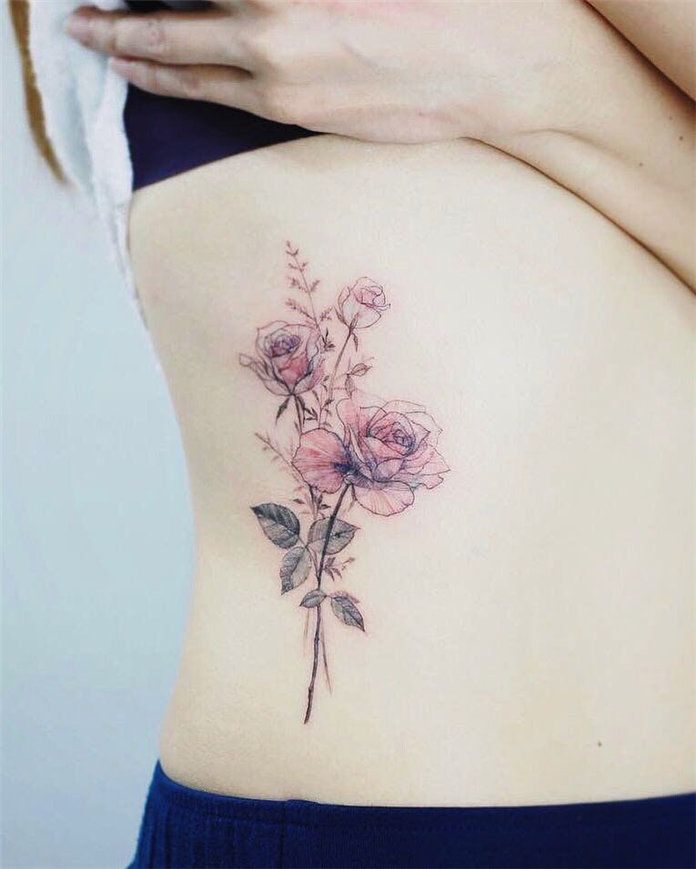 Belly Button Tattoos For Females (14)