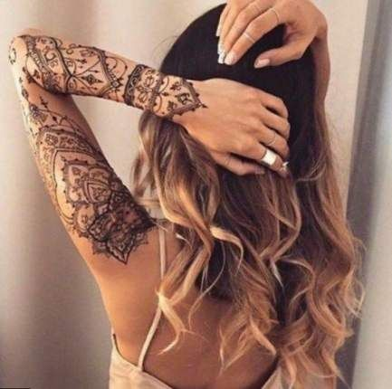 Belly Button Tattoos For Females (76)