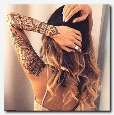 Belly Button Tattoos For Females (89)
