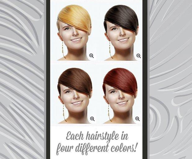 Change Hair Color: NewDo
