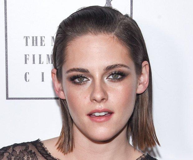 Best Hair Color for Green Eyes: Kristen Stewart