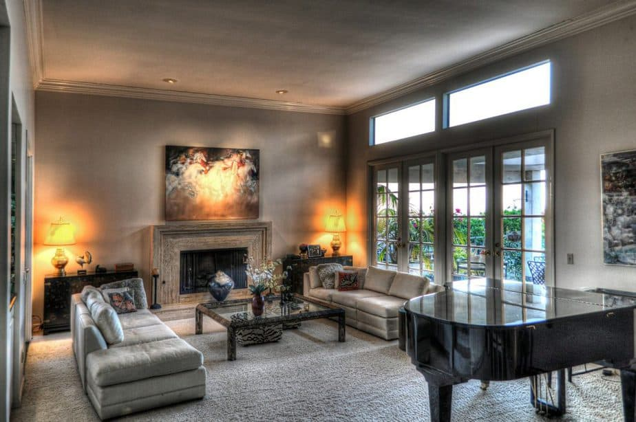 Carpet 3 Living Room