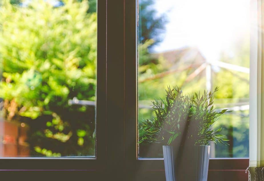 7 Sunlight Through Window