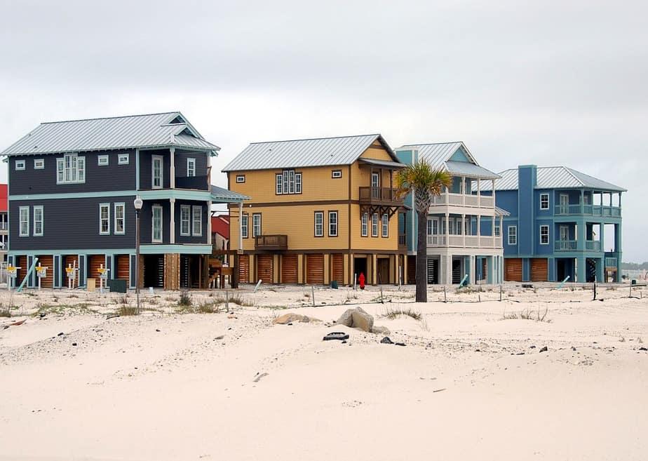 2 Küstenhäuser