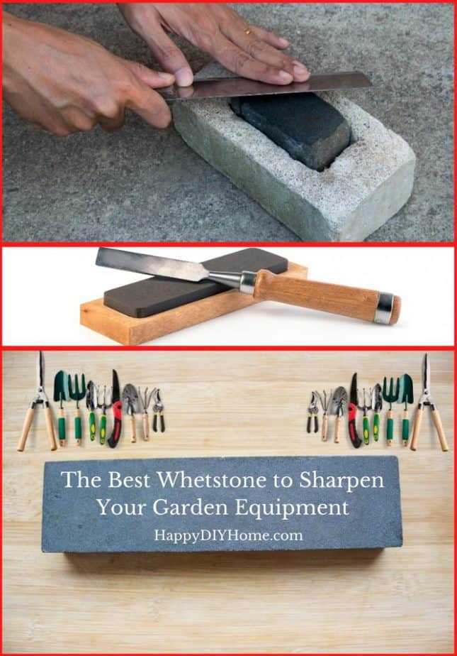The Best Whetstone to Sharpen Your Garden Equipment Cover