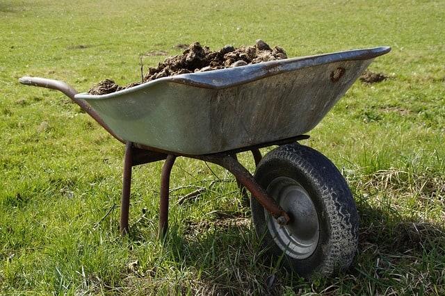 Wheelbarrow 2 Material