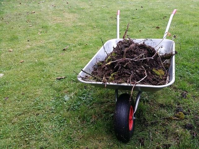 Wheelbarrow 3 Handles