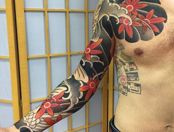 Japanese List Of Tattoo Styles