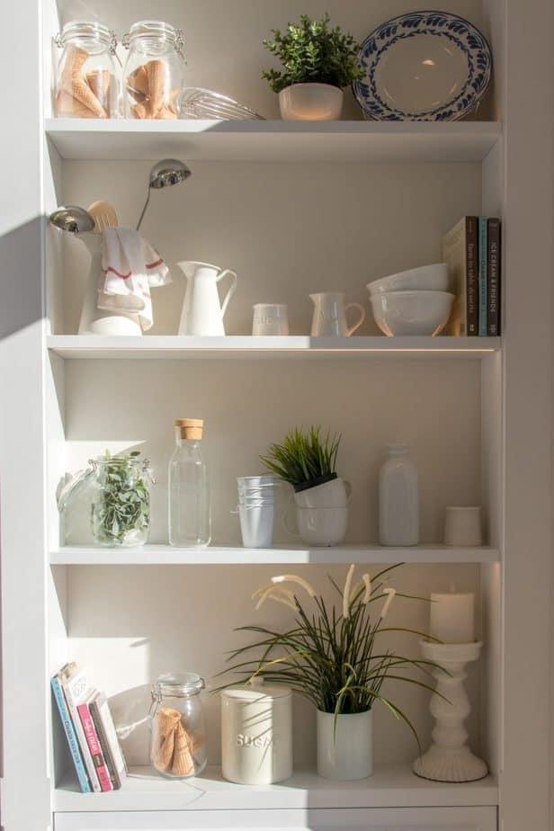 5 kitchen cabinet