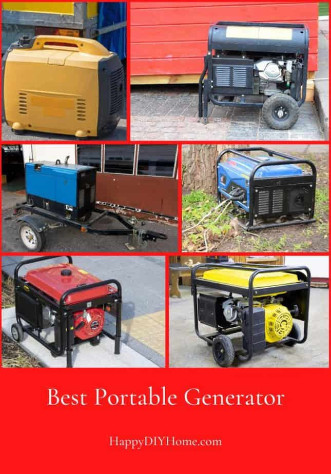 Best Portable Generator Cover