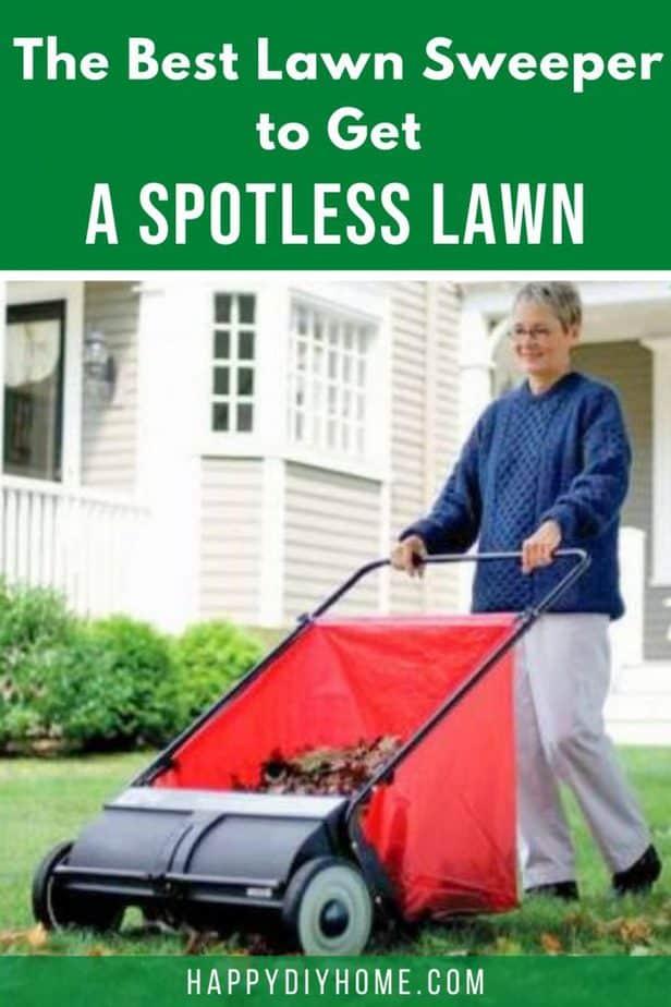best lawn sweeper 2
