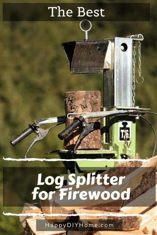 log splitter 1