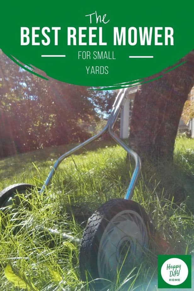 best reel mower 2