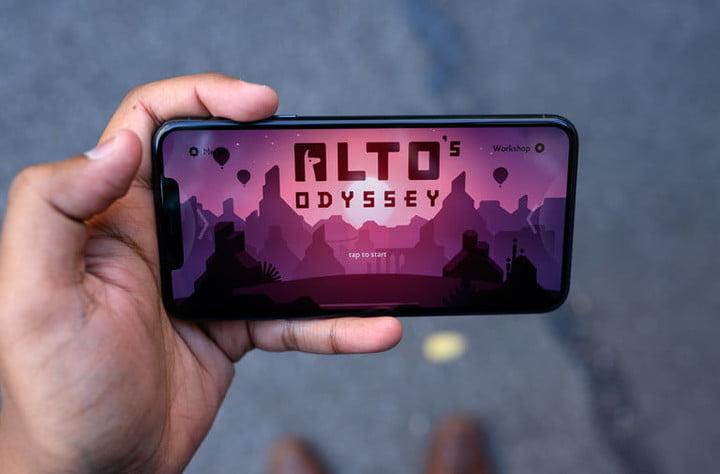 iPhone 11 Pro Max game
