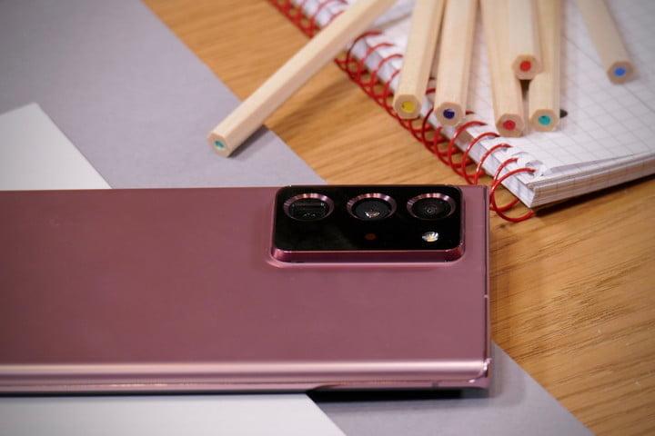 Galaxy Note 20 Ultra Cam module