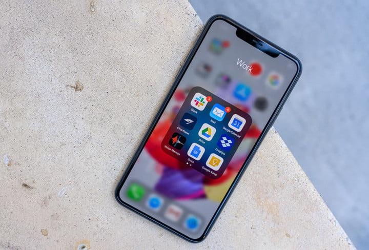 iPhone 11 Pro Max iOS 13
