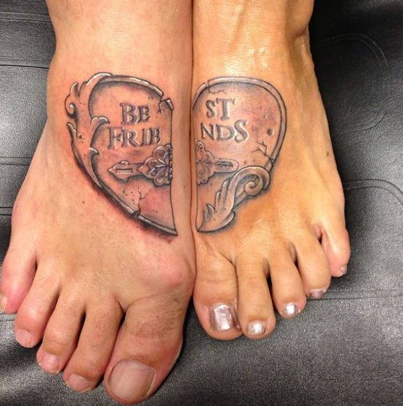 Best Friend Memorial Tattoos