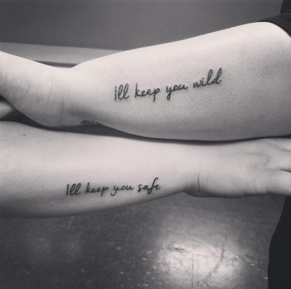 Tattoos To Get With Your Best Friend