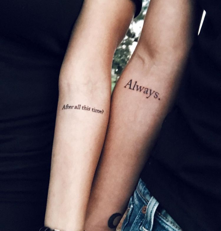 Cool Matching Tattoos For Friends (8)