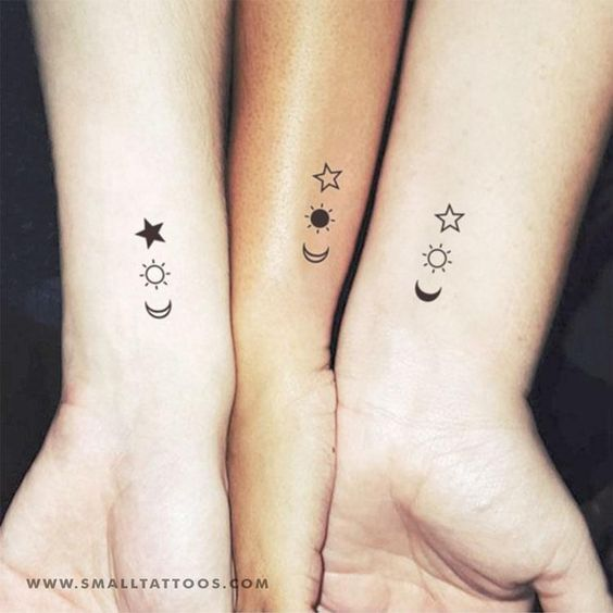 Cool Tattoos For Best Friends (3)