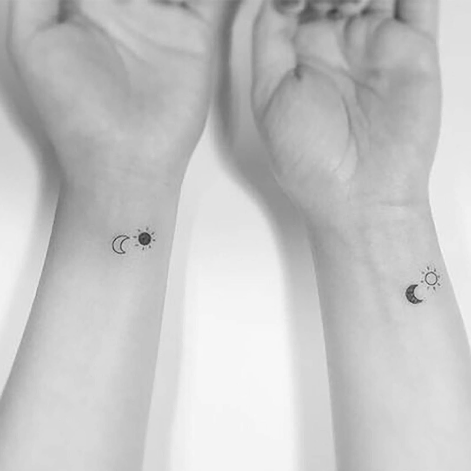 Girl Best Friend Matching Tattoos (2)