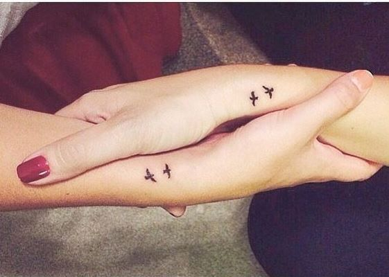 Matching Tattoo For Best Friends (6)