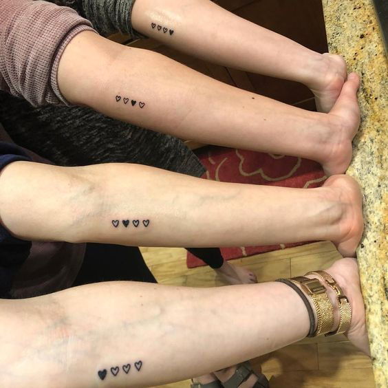 Peanut Butter And Jelly Matching Tattoos (11)