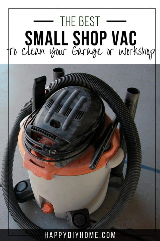 Shop Vac Cover 1