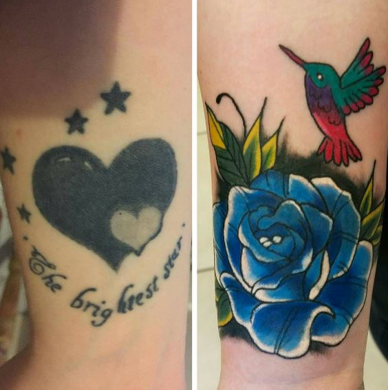 Cover up tattoo 24