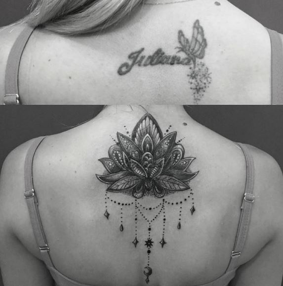 Cover up tattoo 16