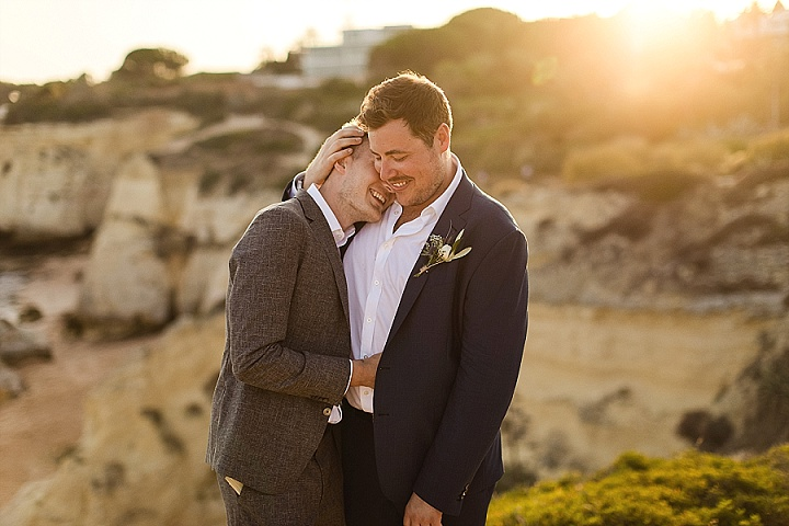 Matthew and Joseph's Informal and Relaxed Outdoor Algarve Wedding by Matt + Lena Photography