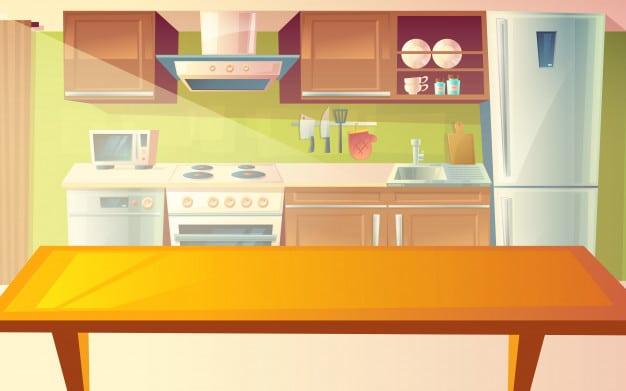 Design ideas for kitchen islands