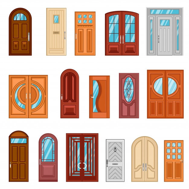 Different styles of doors for your home